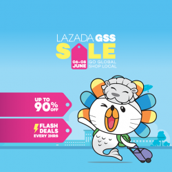 [KFC Singapore] It's GSS time with Lazada, for all you KFC x Lazada fans out there!