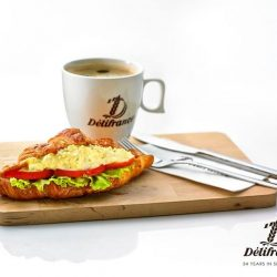 [Delifrance Singapore] Get our Sandwich Drink Set at only $8.