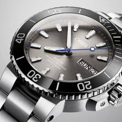 [All Watches] Special release on a mission to drive awareness and save the ocean's decreasing shark population, specifically the endangered Scalloped