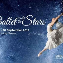 [Singapore Dance Theatre] Tickets are now on sale for Ballet Under the Stars!