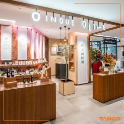 [Tangs] Committed to the growing of their own olive trees and the extraction of high quality olive oil.
