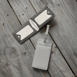 [Bynd Artisan] Ideal for business or leisure, our Luggage Tag is the perfect accessory for your travelling needs.