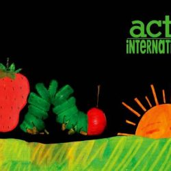 [SISTIC Singapore] Tickets for The Very Hungry Caterpillar ad Other Eric Carle Favourites goes on sale 5 Jun 2017.