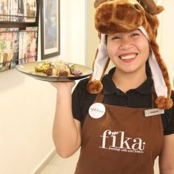 [Fika Swedish Café & Bistro (Halal)] Want some FREE delicious meatballs?