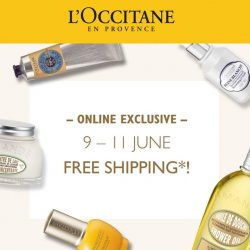 [L'Occitane] Can't wait for the weekend?