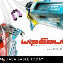 [PLAYe] The Omega Collection brings together all content from the different WipEout series.