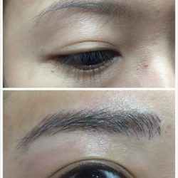 [Beltone Hearing Care Centre] Natural Brow embroidery that you can't tell the difference done by our master artist Jenny Xu.