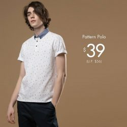 [G2000 Outlet] SPECIAL OFFER now on for men's tops!