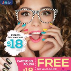 [Sun Plaza] 03-21 Nail Palace GSS Promo is here!
