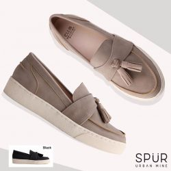 [SPUR] Featured sale of the day: Tasselled Plimsolls.