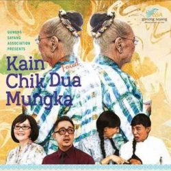 [SISTIC Singapore] Tickets for KAIN CHIK DUA MUNGKA (DOUBLE-FACED) goes on sale on 15 June 2017.