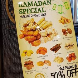 [THE SEAFOOD MARKET PLACE BY SONG FISH] Ramadan special!