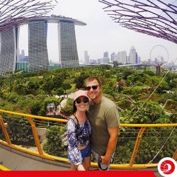 [OCBC ATM] Dubbed by some as one of the most romantic places in Singapore, some couples have had their first dates, and
