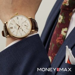 [MONEYMAX] Put a sparkle in Dad's eyes with a luxury timepiece gift this Father's Day!