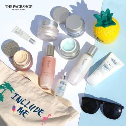 [THE FACE SHOP Singapore] Great Singapore Sale with THEFACESHOP feat.