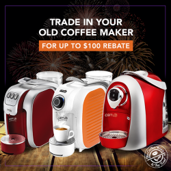[The Coffee Bean & Tea Leaf® - Singapore] Out with the old, in with the new.