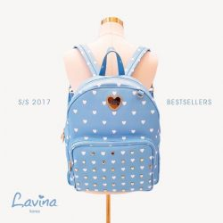 [Lavina] Our bestseller Backpacks are now on sale for GSS!