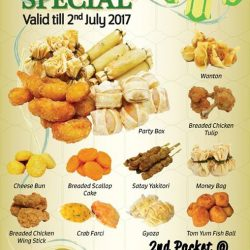 [THE SEAFOOD MARKET PLACE BY SONG FISH] Attractive promo for this Ramadan!