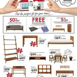 [Isetan] Drop by Scanteak GSS Sale and find the perfect fit for your home today!