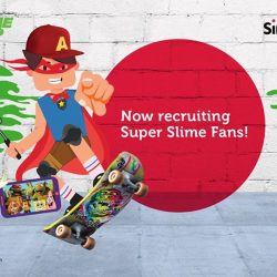 [Singtel] Join us at Nickelodeon Slime Cup 2017 for a weekend of Slimy fun!