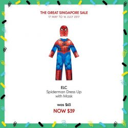 [Early Learning Centre] Transform your little one into their favourite superhero with our dress up costumes!
