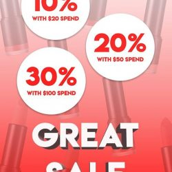 [Tony Moly Singapore] Spend this Great Singapore Sales period with Tonymoly!