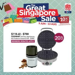 [ToTT Store] There's no better time to shop than during the Great Singapore Sale - unbelievable deals await you here at ToTT -