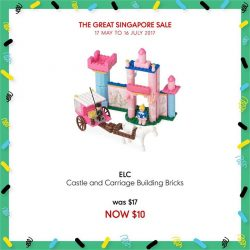 [Early Learning Centre] Follow the instructions or design your own building bricks today!