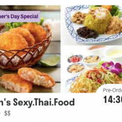 [PORN'S sexy.thai.food] Deliveroo Special for Porn's@ Star Vista and Porn's @ Safra Mount Faber !