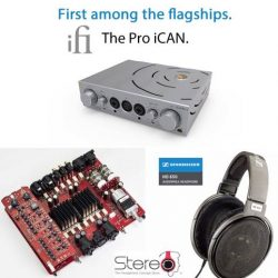 [Stereo] Discover a new dimension in the purity of audio reproduction.