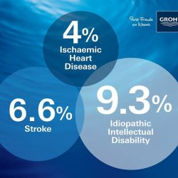 [GROHE SPA] WHY LEAD IN DRINKING WATER IS HARMFUL Lead is a cumulative toxicant that affects multiple body systems (the brain, liver,
