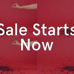 [Pull&Bear] Sale Starts Now!