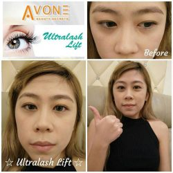 [AVONE BEAUTY SECRETS] Get your Ultralash Lift today at an exclusive trial price of $38 & get a FREE $20 Voucher*!