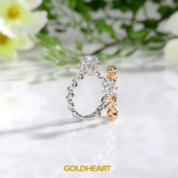 [Goldheart Jewelry Singapore] Fairytales never go out of style.