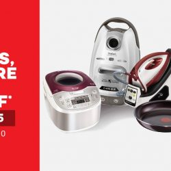 [Lazada Singapore] Grab an extra 15% off Tefal goods when you use code 'TEFAL15'!