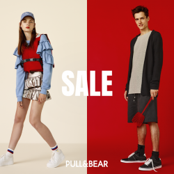 [Pull&Bear] PULL&BEAR SPRING SUMMER 2017 SALE NOW ON!