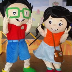[eXplorerkid] This June, take a photo with eXplorerkid's Enzo & Kayla at AMK Hub to receive discount vouchers!