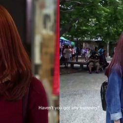 [Singtel] Watch how squabbles turn into a love story with Redza Rosli and Ayda Jebat as they unravel romance with long