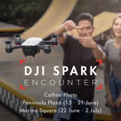 [Cathay Photo] Since its launch three weeks ago, the DJI Spark has been sparking conversations everywhere.