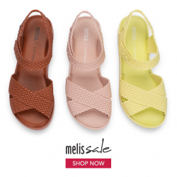 [Melissa] melissale | Yes, the sale is still going on!