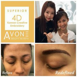 [AVONE BEAUTY SECRETS] ENJOY FREE UNLIMITED touch up sessions with FREE signature facial choice on our FB Exclusive Shop Offers!