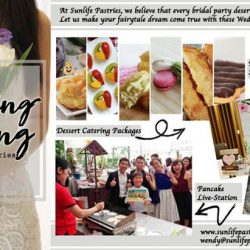 [Sunlife] Getting hitched in 2017/2018 and looking for dessert catering solutions?