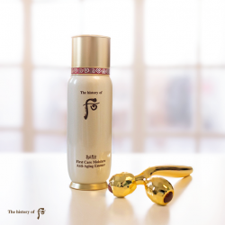 [The History of WHOO] Beauty has no age.