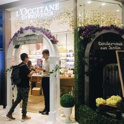 [L'Occitane] Our VIP event is happening right now, at both ION & Raffles City boutiques!