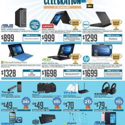 [Newstead Technologies] Show your Dad some love with some tech gifts, save up to $300 & receive free gifts worth up to $288