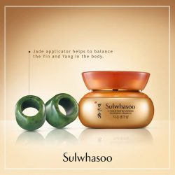 [Sulwhasoo] Luxuriate in a session of our Concentrated Ginseng Renewing Treatment that offers vitality to the skin for the ultimate relaxation.
