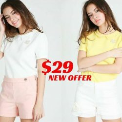 [Moss Fashion] Shop $29 New Offer Tops @http://www.