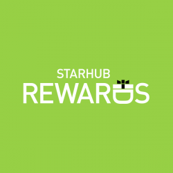 [StarHub] Make the most out of your StarHub Rewards Points, don't miss out on the treats you can redeem this