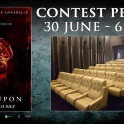 [Shaw Theatres] We are giving away a private preview screening at Shaw Preview Theatre.