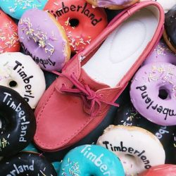 [Timberland Singapore] You DONUT want to miss out on this cute kicks.